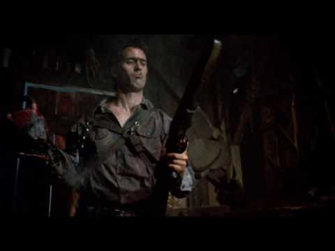 Evil Dead - Hail To The King (Ending Credits) Song Remake