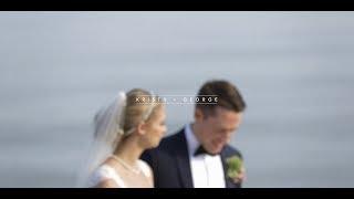 Kristy+George   Water's Edge   Westbrook, CT   Wedding Film