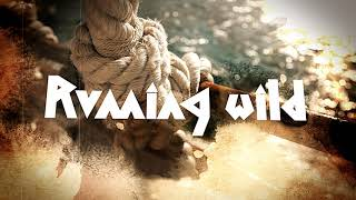 """RUNNING WILD   """"Crossing The Blades"""" (Official Lyric Video)"""