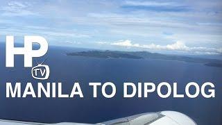 Manila to Dipolog Zamboanga Del Norte Mindanao by HourPhilippines.com