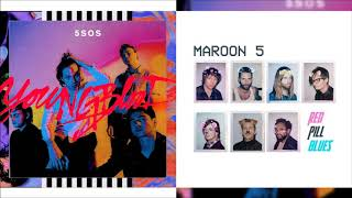 Download Youngblood Like You (Maroon 5 & 5 Seconds of Summer Mashup) Mp3