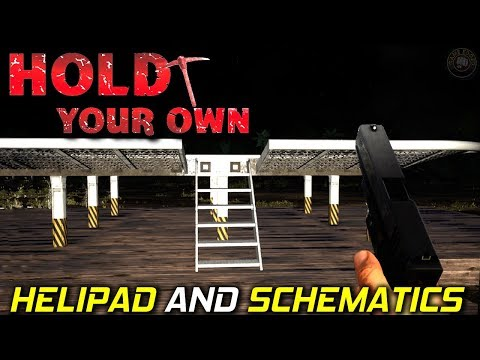 Helipad | Hold Your Own Gameplay | S2 EP 13
