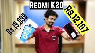 REDMI K20 at Killer PRICE Rs.12,107 | LOWEST PRICE | FLIPKART MI Sale