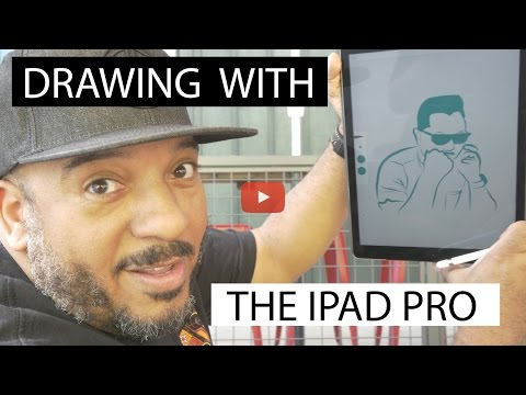 sketch with ipad pro and the apple pencil   Hawaii Video Blog