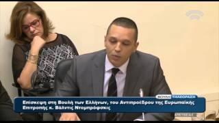 Επίθεση Κασιδιάρη στον Ντομπρόβσκις