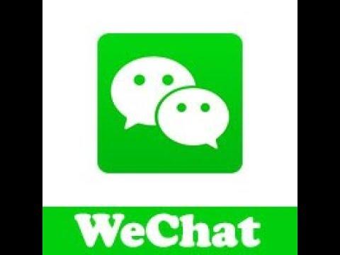 فتح حساب Wechat بكل سهوله بصدار 6 6 6 تابع الخطوات Youtube