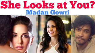 She looks at you? | Tamil | Madan Gowri | MG