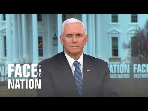 Pence says Trump's latest immigration offer 'really is an effort to compromise' with Democrats