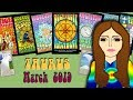TAURUS MARCH 2019 Uranus in your Sign!  Tarot psychic reading forecast predictions