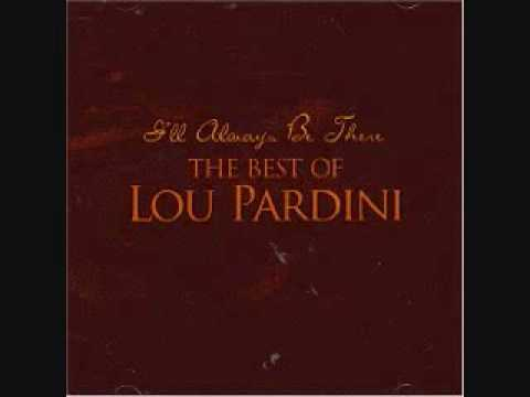 Lou Pardini -- Time Out for Love