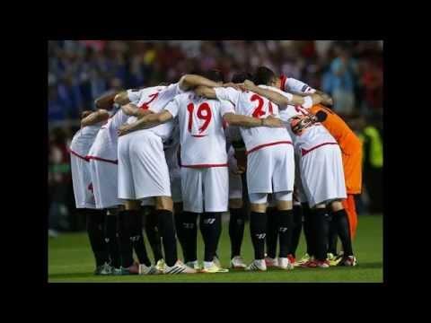 Sevilla Vs Valencia April 2014  Europa League  Semi Final