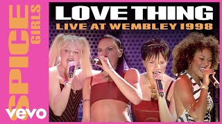 Spice Girls - Love Thing (Live At Wembley Stadium, London / 1998)