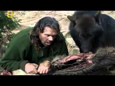 NatGeo-Viviendo con lobos 1de5