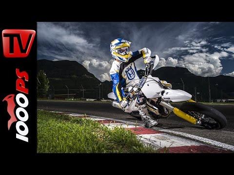 Husqvarna FS 450-2015 | Testvideo