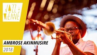 Ambrose Akinmusire - Jazz à Vienne 2018 - Live
