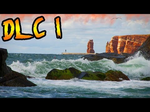 WW2 Zombies: DLC 1 HELIGOLAND! The Final Reich Easter Egg! Call of Duty World War 2 Zombies