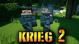 ES HERRSCHT KRIEG 2/3 | Minecraft #012