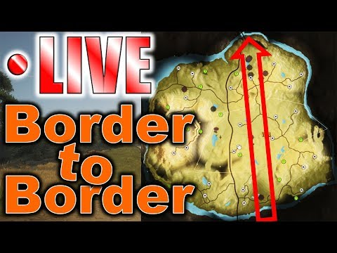 Africa Border to Border LIVE | theHunter Call of the Wild