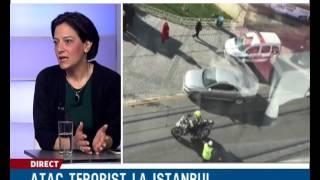 Atentatul terorist de la Istanbul din 12 ianuarie 2016