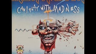 Can I Play With Madness - Iron Maiden, The First Ten Years Black Bart Blues, Massacre, Vinyl Part 1.