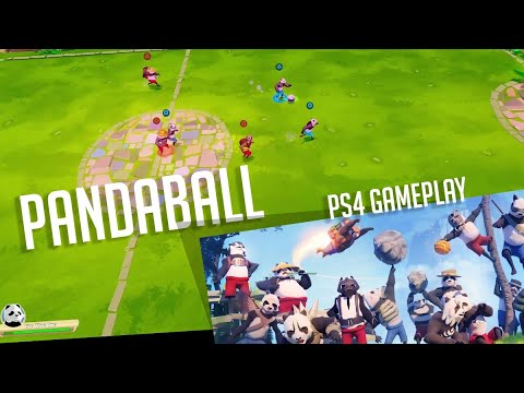 PandaBall PS4 gameplay HD |1080p60fps|