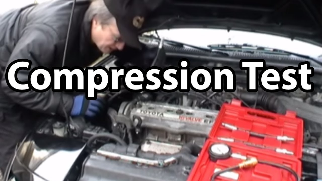 How To Check The Compression Of An Engine Youtube 302 Diagram 20 Piston