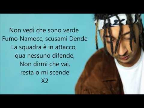 Ghali - Dende Lyrics