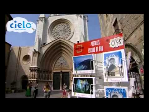 Tarragona destination and shopping travel guide.