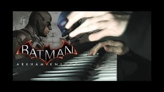 Arkham Knight OST - Inner Demon [Piano Cover]