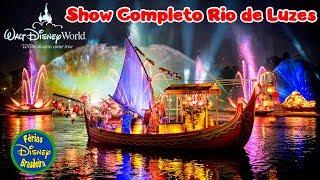 Show Completo Rio de Luzes No Animal Kingdom Na Disney World 2018
