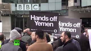 Yemen's been turned into modern day concentration camp