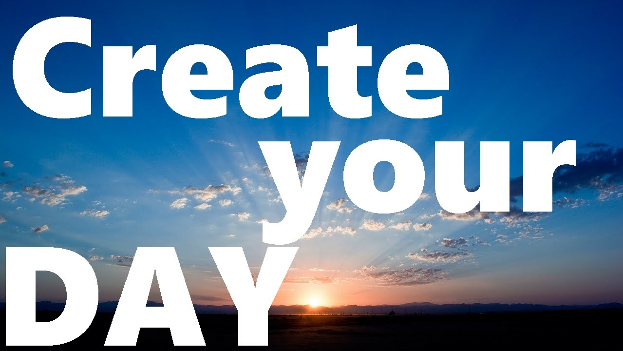 Accomplished image throughout design your day
