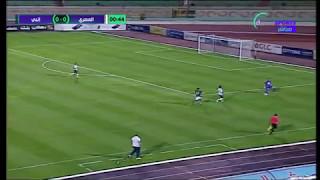 كأس مصر - بوسكا حارس مرمى المصري كاد يتسبب في أزمة بـ خروجه الخاطئ على الكرة