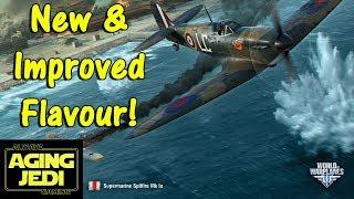 World of Warplanes 2.0 - First Impressions & Gameplay