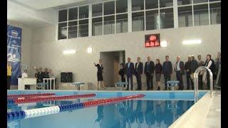 Все в бассейн! Торжественное открытие физкультурно-оздоровительного комплекса «Звездный»