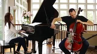 Ed Sheeran Photograph Piano Cello Cover Brooklyn Duo