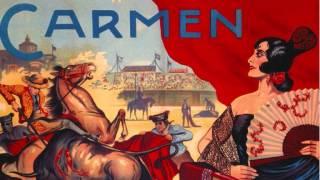 """Ernesto Halffter - «Pasodoble» de la BSO de """"Carmen"""" (Jacques Feyder, 1926)"""