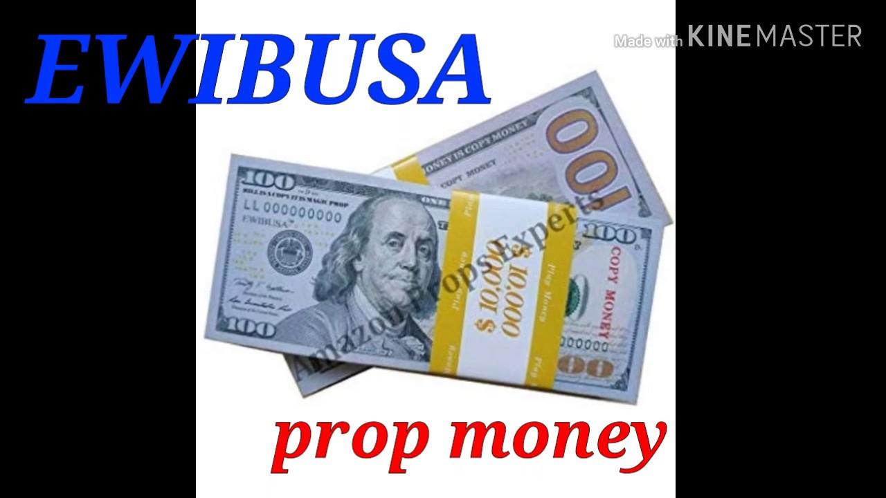 EWIBUSA prop money