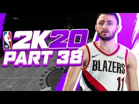"NBA 2K20 MyCareer: Gameplay Walkthrough - Part 38 ""Rookie / Player of the Month!"" (My Player Career)"
