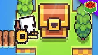 SIMPLY ADDICTING GAME! | Forager