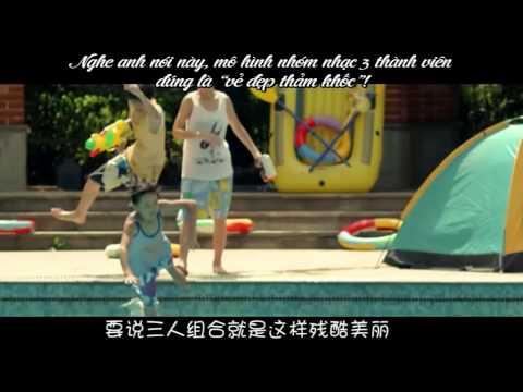 [Vietsub] [FMV] Dịch Dương Thiên Tỉ ứ làm đâu! (易烊千玺不干了啦!)