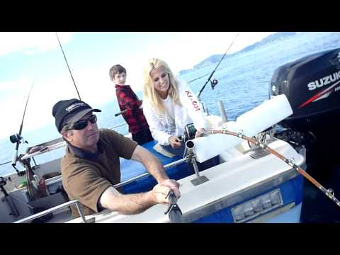 Bay of Islands Fishing with Captain Bucko in Paihia
