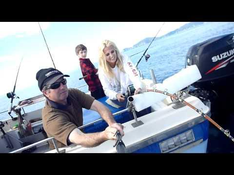 Bay of Islands Fishing with Captain Bucko in Paihia