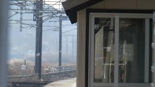 E657系 特急 ひたち 高浜駅 高速通過
