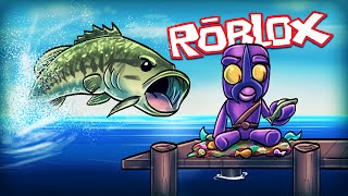 Roblox   FISHING TYCOON! Who Can Catch the Biggest Fish!? (Sharks, Krakens, Fish)