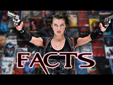 AWESOME FACTS ABOUT RESIDENT EVIL'S Video Games, Movies, Comics & More!