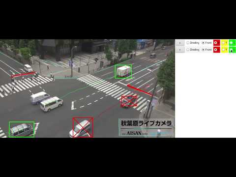 Traffic Violation Detection Demo