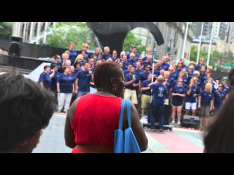 FBC Cleveland Choir NYC Trip 2013 (1080p)