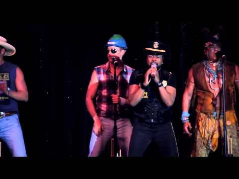 VILLAGE PEOPLE - Let's Go Back to the Dance Floor (single)