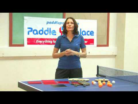Choosing Your First Table Tennis Racket